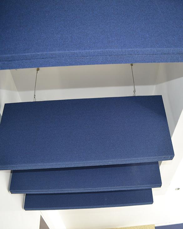 Akustik Baffle Panel
