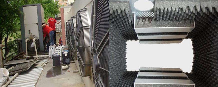 Klima - Havalandırma Ses İzolasyonu