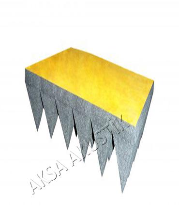 Yapışkanlı Piramit Sünger